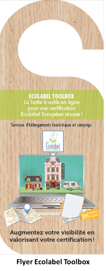 Flyer Ecolabel Toolbox