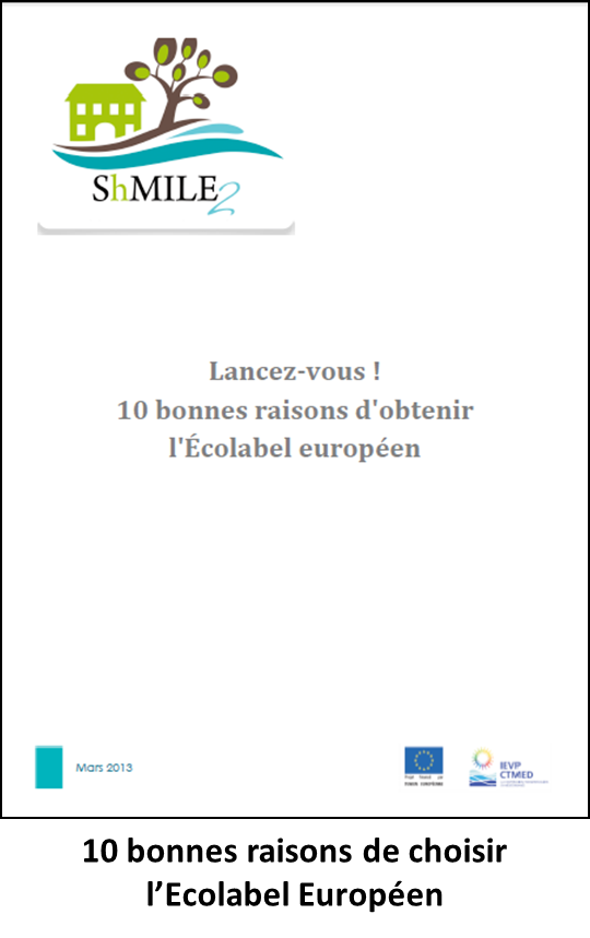 10 bonnes raisons de choisir l'Ecolabel Européen